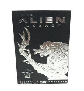 The Alien Legacy 20th Anniversary Edition 4 DVD Box Set NTSC 1 USA