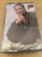 Bobby Brown : King Of Stage : Vintage Cassette Tape Album from 1986