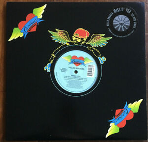 "HELEN BRUNER - 12""EP -  4 TRACKS - ""MISSIN' YOU"" - 1992 - US - CARDIAC RECORDS"