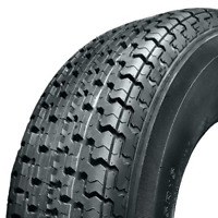 2 New Omni Trail Radial Trailer Tire - ST225/75R15 117L LRE 10PLY Rated