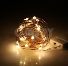 3M 30LED Battery Powered LED String Fairy Light Christmas Decorative Lights