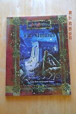 Ars Magica: The Mysteries 4th ed. , Atlas Games, AG265