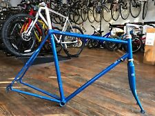 Vitus 787 Aluminum Frame 3t Quill 57cm French Blue Road Bike Kalloy Seat Post