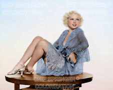 TOBY WING in Negligee   Sexy Cheesecake 8x10 COLOR PHOTO by CHIP SPRINGER