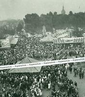 Fellbach - Weinfest (?) - Luftbild - wohl um 1960         S 23-17