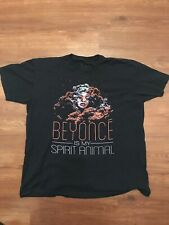 Beyonce' Spirt Animal T Shirt Size XL