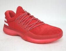 Adidas baloncesto-zapatos harden Vol. 1 Scarlet talla 44 2/3 (US 10,5/UK 10) nuevo