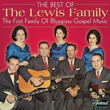 Lewis Family - Best Of The Best (2004, CD NEUF)