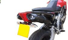 Aprilia Shiver Dorsoduro 750 Exhausts. Furore Nero by GPR of Milan