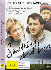 Something About Love-1988-Jennifer Dale-Movie-DVD