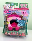 NEW Mini Lalaloopsy Silly Pet Parade - Spinning Pretty Wagon