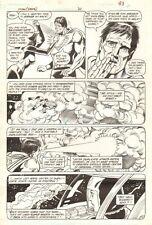 Superman #20 (Ehapa) p.43 - Bizarro art by Alex Saviuk