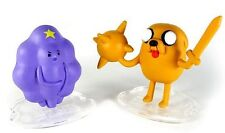 Adventure Time 2 inch Finn & Jake Collector's Pack Lumpy Space Princess & Jake