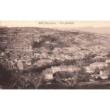 Cartes postale anciennes APT vue générale timbrée