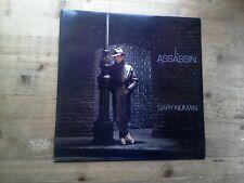 Gary Numan I Assasin A2/B2 Excellent Vinyl LP Record Album BEGA 40