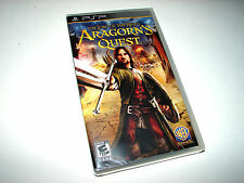 Lord of the Rings: Aragorn's Quest    (SONY PSP)   ***NEW SEALED***