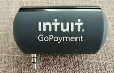 Credit Card Gopayment Reader Intuit Payment Quickbooks Jack Debit 3.5mm Xlnt Go