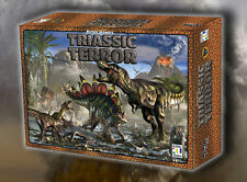 Triassic Terror - Dinosaur Board Game - Eagle Gryphon Games - NEW - RRP £59.99