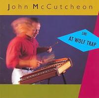 JOHN McCUTCHEON - Live At Wolf Trap -   **NEW CD**
