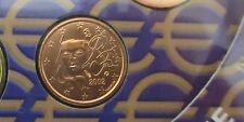 * RARE 2 CENTIME EURO  FRANCE 2002   * BU** SOUS SCELLÉE *