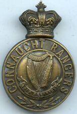 Connaught Rangers  Glengarry pre 1878 Cap Badge