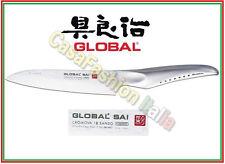 GLOBAL SAI COLTELLO CUCINA CM 14 /27 M01 MARTELLATO PROFESSIONALE 152110 JAPAN