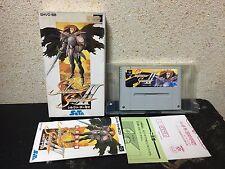 Silva Saga II Super Famicom Japan NTSC-J Nintendo Silva Saga 2