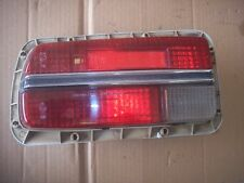 70-73 DATSUN 240Z TAIL LIGHT  BLINKERS BRAKE LIGHT HOUSING AND HARNESS OEM