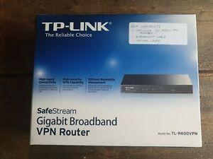 TP-Link TL-R600VPN Gigabit Router Boxed