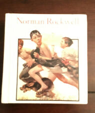 Norman Rockwell 332 Magazine Covers 4.25X4.25 Hardback Book Christopher Finch
