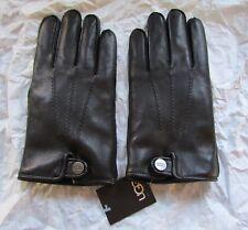 UGG Gloves Tech Whip Stitich Top Snap XL NEW