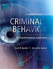 Criminal Behavior: A Psychological Approach 11e Global Edition