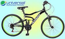 MuddyFox Delta Boys 24″ Dual Suspension Mountain Bike - Shimano Gearing