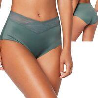 Triumph True Shape Sensation Maxi Slip Panties Größe wählbar Grün Neu