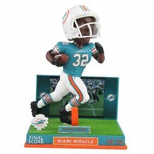 Kenyan Drake Miami Dolphins Miami Miracle Special Edition Bobblehead NFL