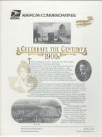 SSS: USPS 1998  Commemorative Panel #533A  Celebrate the Century 1900s  Sc #3182