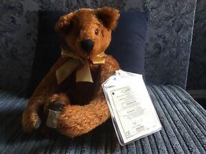 Deans 1999 Membership Bear Hobson.