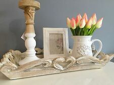 Shabby Chic Tabletop Candle & Tea Light Holders