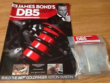 JAMES BOND 007 - ASTON MARTIN DB5 1:8 SCALE BUILD GOLDFINGER ISSUE 78