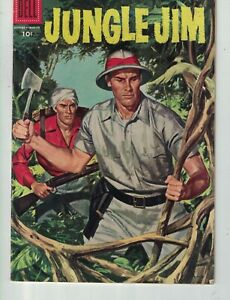 1956 Jungle Jim #7 F