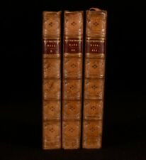 1825 3vol Westminster Hall Professional Relic Anecdotes Bar Bench Woolsack First