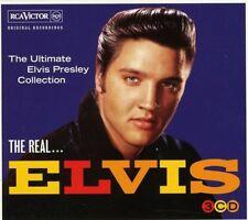 The Real Elvis - Elvis Presley (Box Set) [CD]