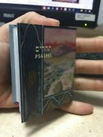 Pocket Size Psalms Book, Jerusalem Tehillim Tehilim English Hebrew Bible Prayers