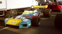 PHOTO  BRABHAM BT34/1 'LOBSTER CLAW' COMPETED IN 20 GRANDS PRIX DURING 1971 AND