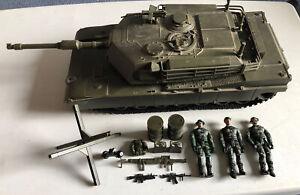 World Peacekeepers Tank