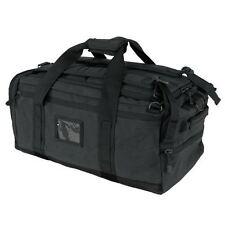 Condor 111094 Centurion Duffel Bag - Black