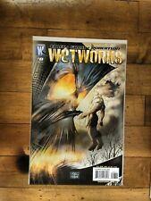 WS Wildstorm Wetworks #8  Unread Condition