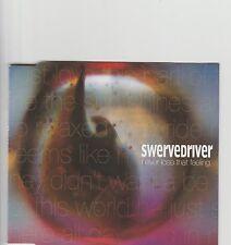 Swervedriver-Never Lose That Feeling UK 4 track cd