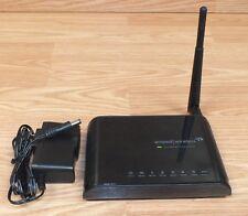 Amped Wireless (SR150) High Power Wireless - 150N Wifi Range Extender **READ**