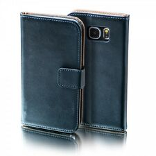 Wallet Deluxe Case Black for Samsung Galaxy S6 Edge Plus G928 F Case